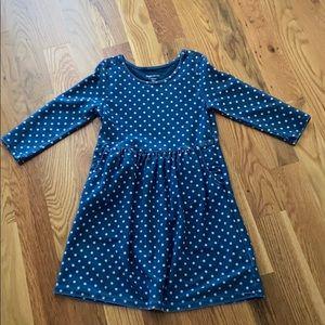 Gap kids polka dot dress
